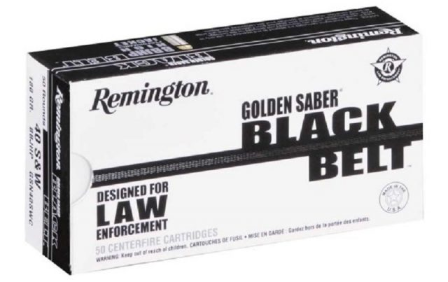What is the Remington Black Belt?
