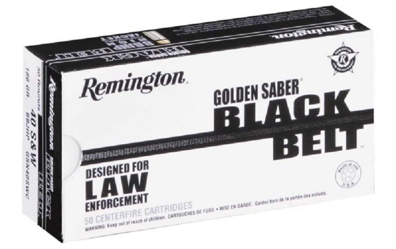 remington black belt