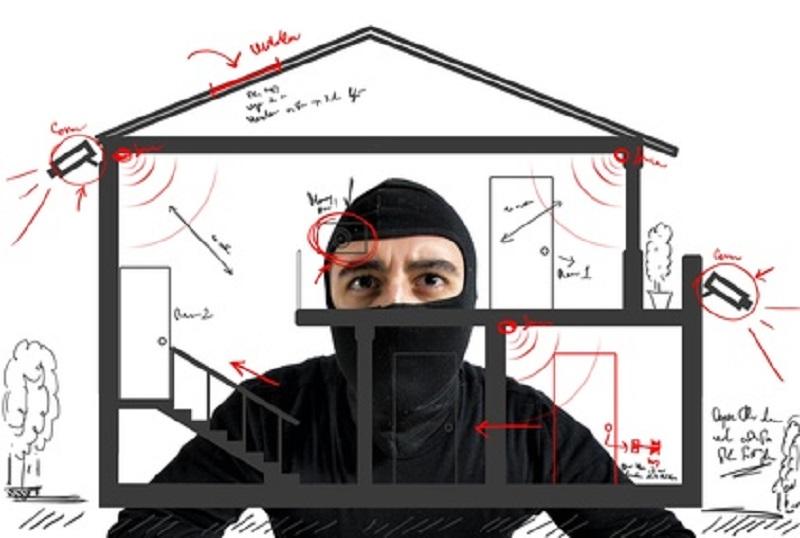 home defense system