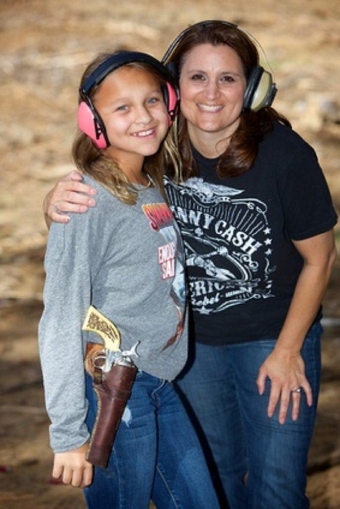 children about guns