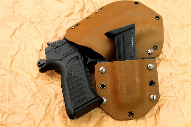 TCB holster