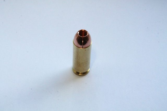 Lehigh fracturing bullets