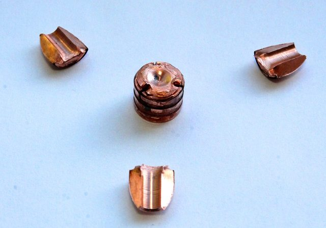copper bullets