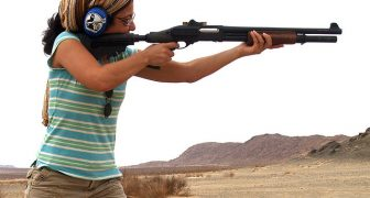 Finding the Right Shotgun for a Woman