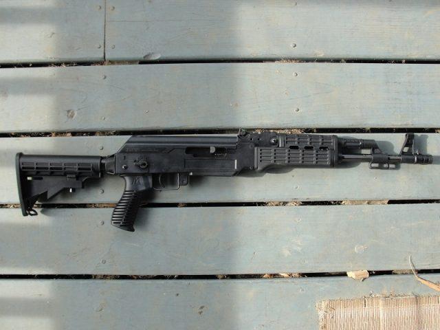 The Mossberg Blaze 47 for Home Defense