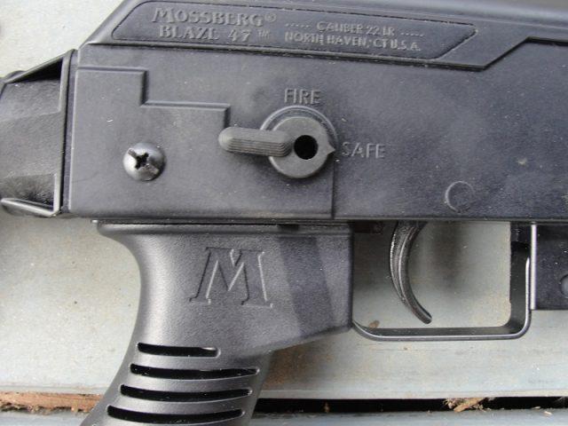 Mossberg Blaze 47