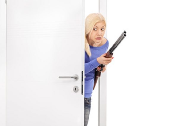 Training Your Body for Home Defense