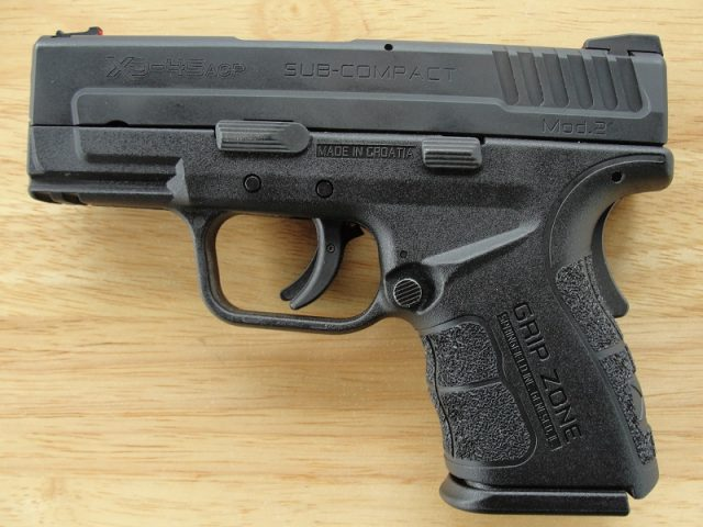Springfield XD Mod.2 for Home Defense