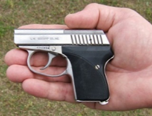 The Seecamp LWS-32 – Best Pocket Pistol