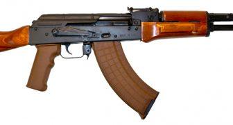 The American Kalashnikov