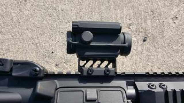 Black Spider Red Dot Optic Review