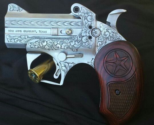 decorating a gun