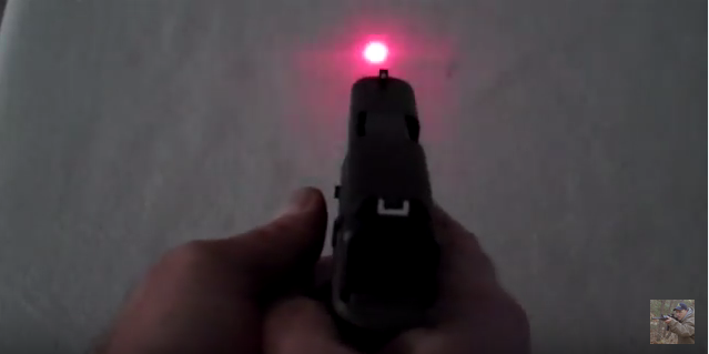 Can Shooting with a Laser Improve Your Shooting