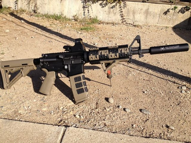 6 Reasons That a .300 Blackout AR Is the Perfect Home Defense Gun