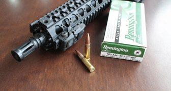 .300 Remington 120 gr OTFB Review