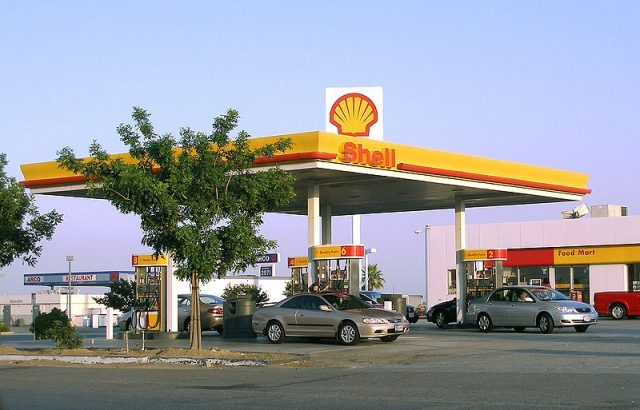 gas station safety