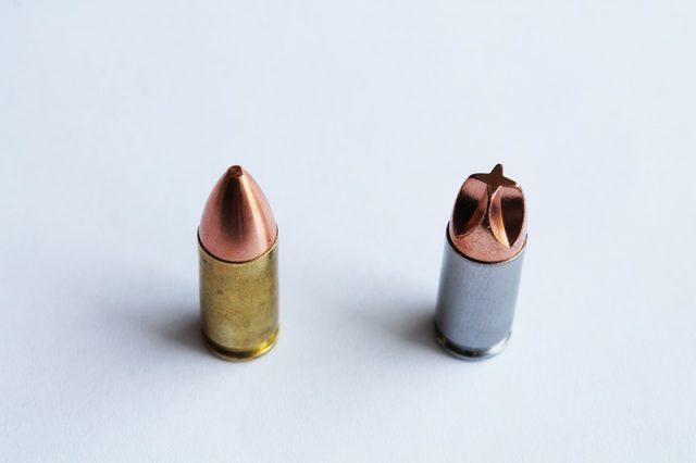 Armor Piercing Pistol Ammo?
