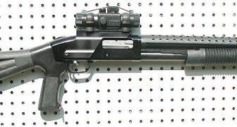 Mossberg 500 Tactical Shotgun Review