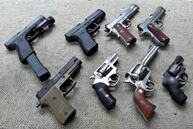 perfect combat pistol