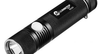 Lumintop SD20 Review