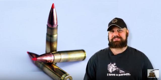 The VMAX bullet
