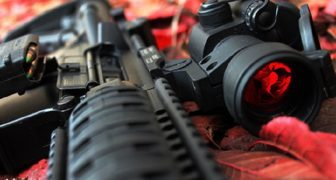 Red Dot Sights for Home Defense